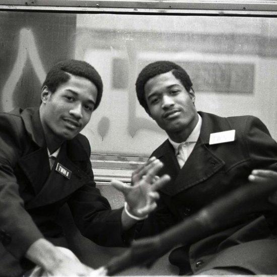 3_Jamel Shabazz_Twin 1 & Twin 2, Brooklyn, NYC 1980_copyright Jamel Shabazz_courtesy Galerie Bene Taschen