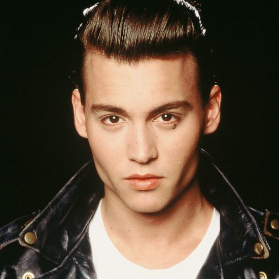 Ciné Star Johnny Depp dans Cry Baby