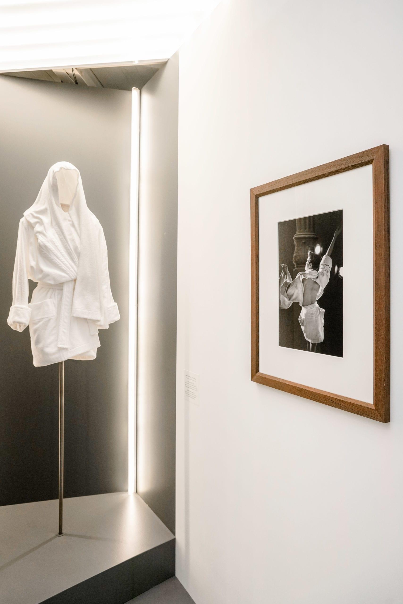 Exposition Peter Lindbergh x Azzedine Alaïa à la Fondation Azzedine Alaïa