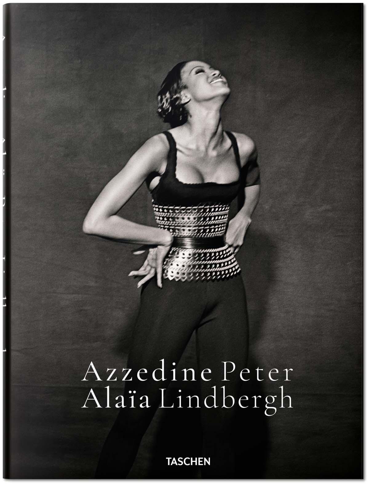 Couverture du livre Azzedine Alaïa x Peter Lindbergh