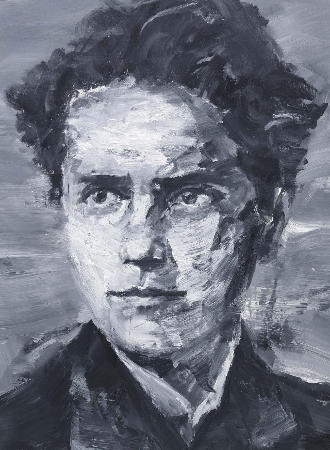portrait de Louis Vuitton jeune